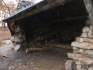 Fingerboard Shelter by sasquatch2014 in New Jersey & New York Shelters