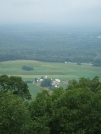 Farm by Taconic parkway from Hosnar Mt by sasquatch2014 in Views in New Jersey & New York