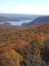 Hudson River view of Peekskill