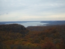Hudson river from West Mt Shelter