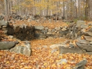 Rev War foundations Canopus Hill Rd by sasquatch2014 in Trail & Blazes in New Jersey & New York