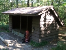 Seth Werner Shelter by sasquatch2014 in Vermont Shelters