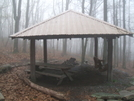 David Lesser Shelter by sasquatch2014 in Virginia & West Virginia Shelters