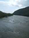 The River Is High by sasquatch2014 in Views in Virginia & West Virginia