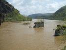 Muddy Flow by sasquatch2014 in Views in Virginia & West Virginia