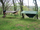 Hostel Hanging by sasquatch2014 in Hammock camping