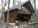 Ed Garvey Shelter by sasquatch2014 in Maryland & Pennsylvania Shelters