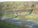 I-70 Footbridge by sasquatch2014 in Trail & Blazes in Maryland & Pennsylvania