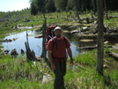 Swampy Pond by sasquatch2014 in Section Hikers