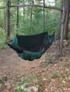 Ready For The Night by sasquatch2014 in Hammock camping