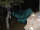 On The Edge by sasquatch2014 in Hammock camping