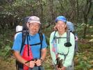 Professor And Bama by sasquatch2014 in Thru - Hikers