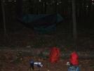 Not So Restful Night by sasquatch2014 in Hammock camping