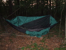 Ready To Cross The Gap by sasquatch2014 in Hammock camping