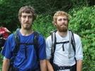 Squeek & Wd-40 Nobo 09 by sasquatch2014 in Thru - Hikers