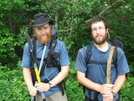 Sharp Tooth (l) & Big Boots (r) Nobo 09 by sasquatch2014 in Thru - Hikers