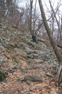 Jan Hike Into The Pa Ruck by sasquatch2014 in Trail & Blazes in Maryland & Pennsylvania