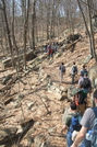Bear Mt Trail Volunteer Orientation by sasquatch2014 in Maintenence Workers