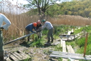 April '10 Pawling Boardwalk Project by sasquatch2014 in Maintenence Workers