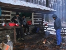 Breakfast at Pine Knob by sasquatch2014 in Maryland & Pennsylvania Shelters
