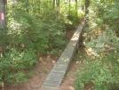 Foot Bridge outside of Batona Camp site