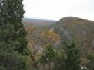 Halfway up Mt Tammany NJ