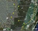 Batona Trail Map by kayak karl in Other Trails