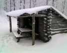 Spring Mt Shelter by kayak karl in North Carolina & Tennessee Shelters