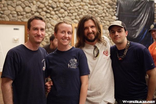 Patrick, Dragon Slayer, Dharma, and Leki-less