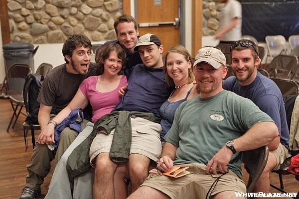 Derek, Fauna, Patrick, Leki-less, Flora, Bandicoot, and Camel