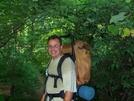 Way Happy Hiker by Country Roads in Members gallery