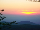 Sunset In Shenandoah by Country Roads in Views in Virginia & West Virginia