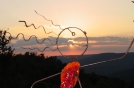 Why Annabell, you lite up so radiantly at sunset by drossic in Day Hikers