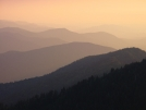 view of the smokies from mt leconte by drossic in Views in North Carolina & Tennessee