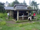 suppertime at the mt. leconte shelter by drossic in Trail & Blazes in North Carolina & Tennessee