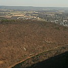 Looking down from Hawk Rock by GoldenBear in Views in Maryland & Pennsylvania