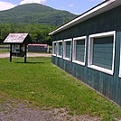 Parking at Greylock Community Club by GoldenBear in Massachusetts Trail Towns