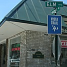 Sign in Greenwood Lake to Village Vista Trail by GoldenBear in New Jersey & New York Trail Towns