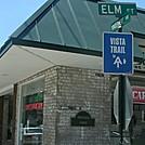 Sign in Greenwood Lake to Village Vista Trail