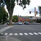 Leaving Wheelock Street, and onto Main Street in Hanover