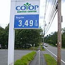 No more pavement by GoldenBear in New Hampshire Trail Towns
