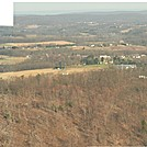 Hawk Rock Panorama by GoldenBear in Views in Maryland & Pennsylvania