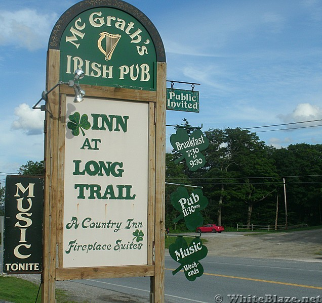 Inn at Long Trail, Killington