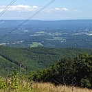 Clear view due to power lines by GoldenBear in Views in Virginia & West Virginia