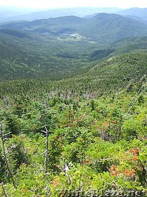 View from Kinsman Peak