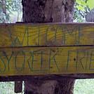 Walking from Trail to Greasy Creek Friendly by GoldenBear in Hostels