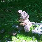 Trail near Whitetop Mtn Rd