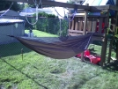 Hennessy Hammock by EastCoastClimber in Hammock camping
