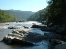 French Broad River, NC by tbonehiker in Views in North Carolina & Tennessee