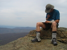Juma...man, Myth, Legend!!! 04/19/08 by DAKS in Section Hikers
